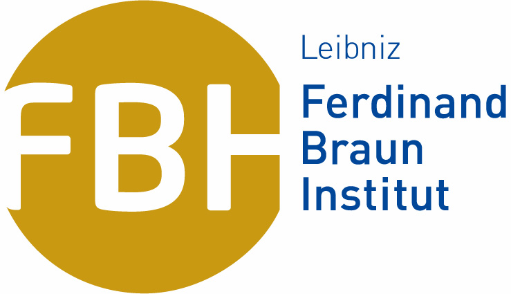 FBH logo - Ferdinand Braun Institut, Leibniz Institute for Highest Frequency Technology, Spin-off BeamXpert GmbH with BeamXpertDESIGNER
